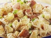 картофель с горчицей, отварной картофель с горчицей, картофель с горчицей фото, как готовить отварной картофель с горчицей