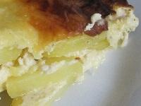 картофель с творогом, как готовить картофель с творогом, картофель с творогом фото, приготовить картошку с творогом
