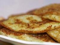 оладьи из кабачков и картофеля, картофельно-кабачковые оладьи, блинчики с картошки и кабачков