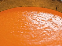 Оранжевая каша, Оранжевая каша фото, Оранжевая каша рецепт, Оранжевая каша ингредиенты
