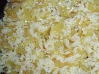 Отварной рис с растительным маслом фото как готовить