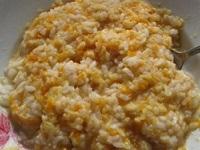 Рисовая каша с яблоками и тыквой рецепт фото ингредиенты как готовить