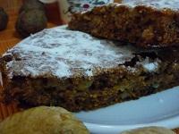 Пирог с инжиром, инжирный пирог, готовить пирог с инжиром