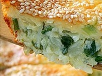 пирог с кунжутом, как готовить капустный пирог с кунжутом, капустный пирог в кунжуте